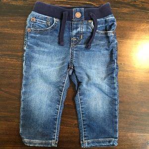"""Gap Boys """"My First Easy Slim"""" Jeans 6-12mos"""